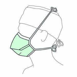 Duckbill Pouch Mask